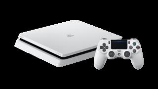 【新型PS4】待望の「グレイシャー・ホワイト」発売日決定!