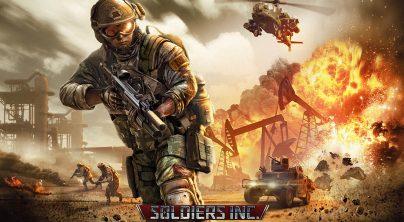 【ソルジャーズ・インク】兵器を駆使して敵の基地を制圧せよ!!