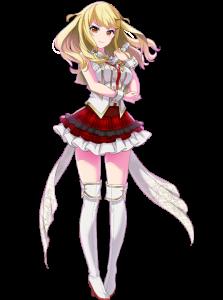 レイナのIDOL衣装